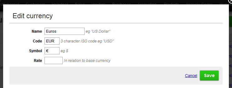 add currency2
