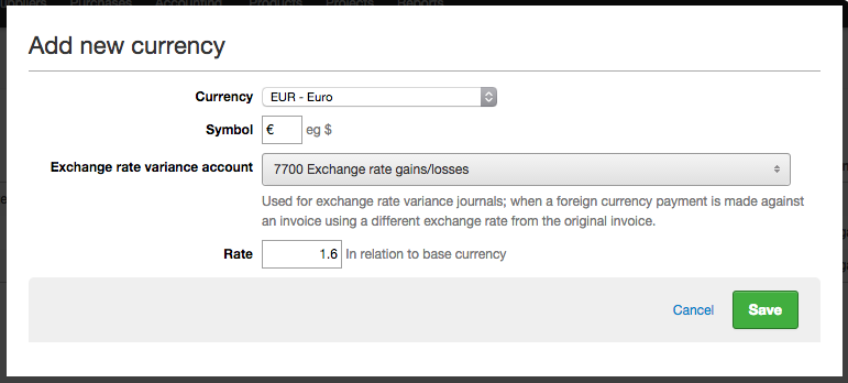 Add-currency