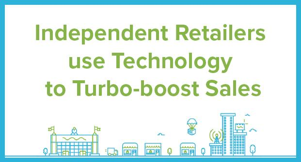 Why Multichannel Selling & Automation is Key for Independent Retailers [Infographic]