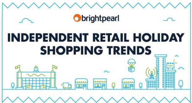 Independent Retail Holiday Shopping Trends [Infographic]