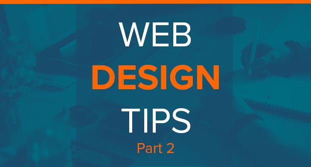 5 More Web Design Tips to Increase Your Sales