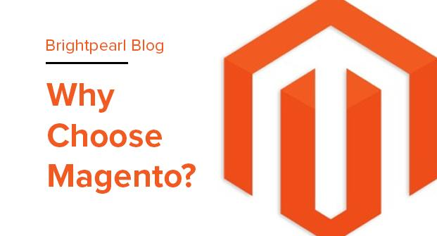 Why Choose Magento as an eCommerce Platform?