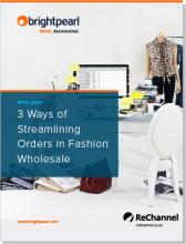 Streamlining Orders Fashion Wholesale Paper